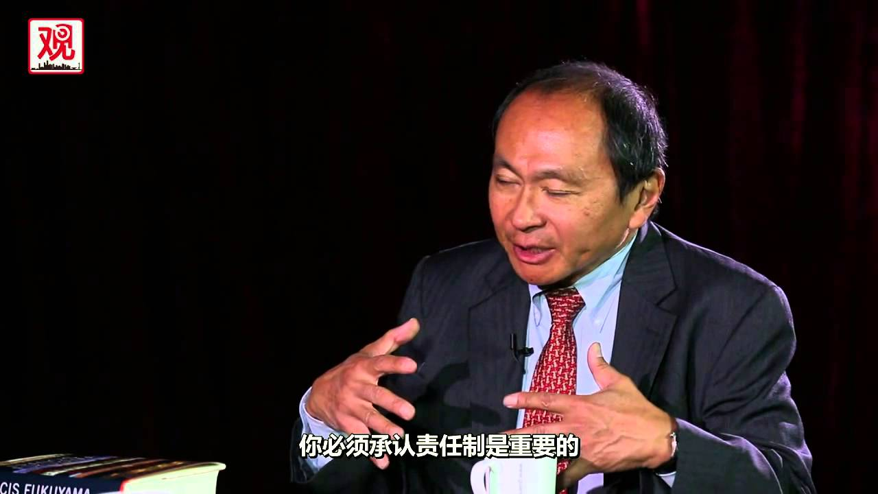 Think 34 Francis Fukuyama With Eric X Li